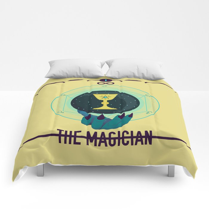THE MAGICIAN Comforters