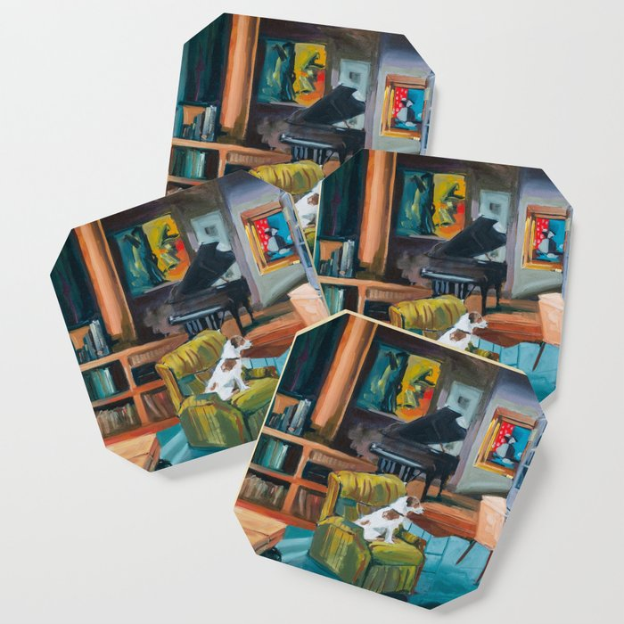 Frasier's apartment Coaster