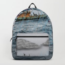 Kraken Attack Backpack