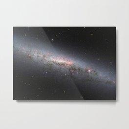 Galaxy NGC 7090 Metal Print