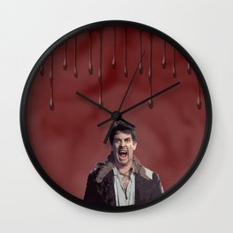 Deacon Wall Clock
