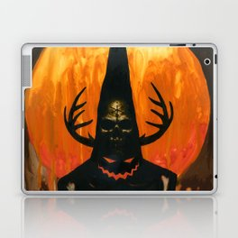 Autumn Acolyte Laptop & iPad Skin