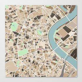 Bordeaux, France Canvas Print