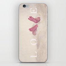Baby Love iPhone & iPod Skin