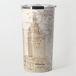 Central Park Blossom #2 Travel Mug