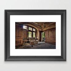 Entrance to Potters Framed Art Print