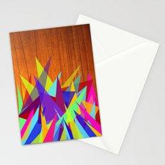 Modern Art Stationery Cards