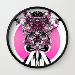 Ms. Juggernaut Wall Clock
