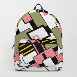 C13D GeoAbstract 2 Backpack