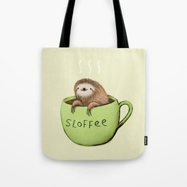 Sloffee Tote Bag