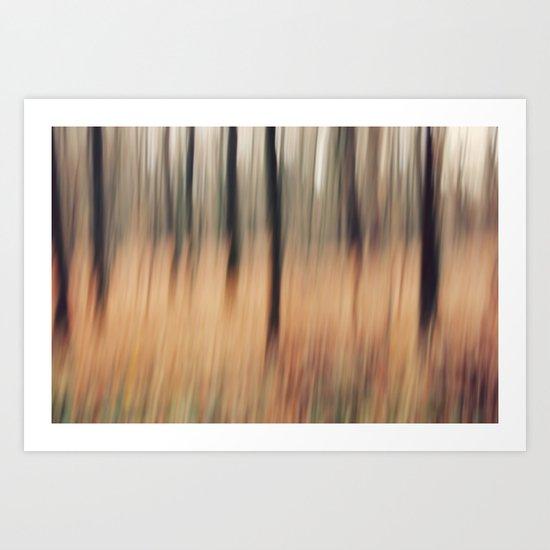 Dreamscape №1 Art Print