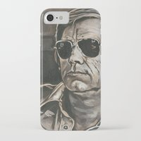 phil jones iPhone & iPod Cases featuring Jones by Buddy Owens Paintings