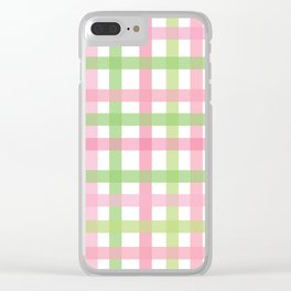 Printemps Clear iPhone Case