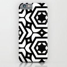 Vogelaar Black & White Pattern iPhone 6s Slim Case