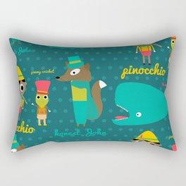 Pinocchio Rectangular Pillow