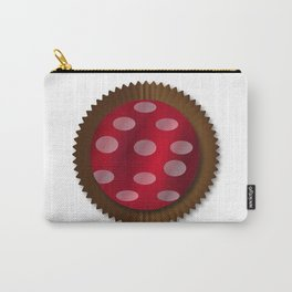 Chocolate Box Wrapped In Foil Carry-All Pouch