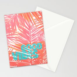 Good Vibes Stationery Cards