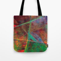 heavy metal Tote Bags featuring Heavy Metal by Thom Lupari