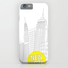 New York, New York iPhone 6s Slim Case