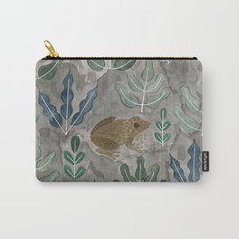 Save the frogs! Carry-All Pouch