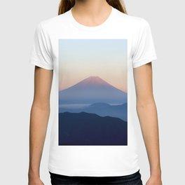 Mt. Fuji, Japan T-shirt
