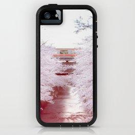Sakura Tree iPhone Case