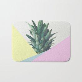 Pineapple Dip V Bath Mat