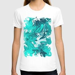 ABSTRACT LIQUIDS XXVII T-shirt