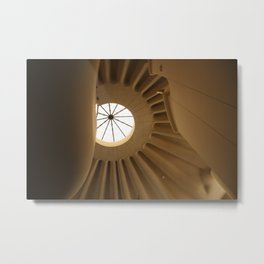 Architectural Views Metal Print