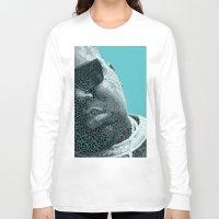 biggie Long Sleeve T-shirts featuring Biggie by JessicaRooneyDeane
