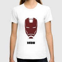 ironman T-shirts featuring IRONMAN by agustain