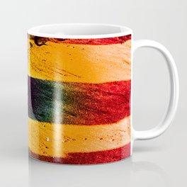I Burn My Tomorrows  Coffee Mug