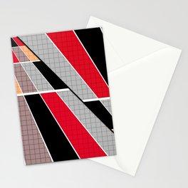 #Geometric #patchwork #14 Stationery Cards