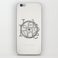 Let´s Ride iPhone & iPod Skin