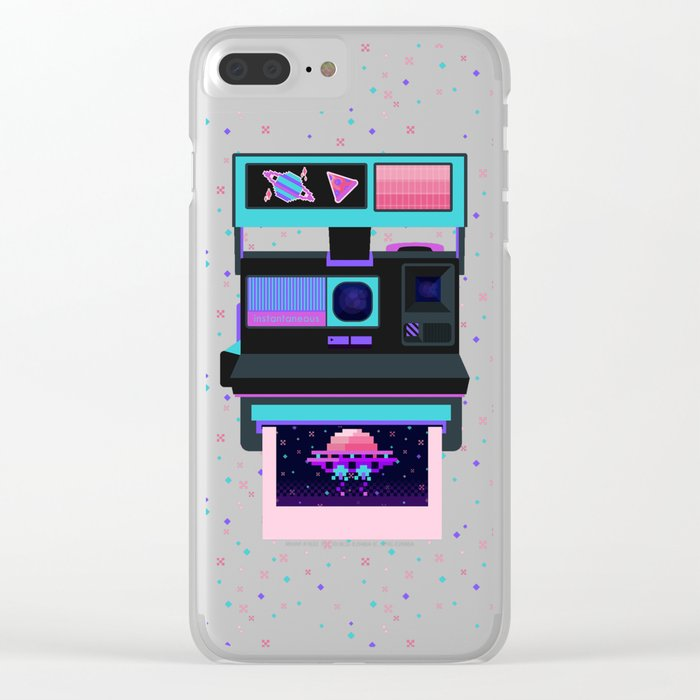 Instaproof Clear iPhone Case