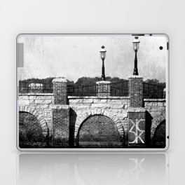 Grunge Bridge Laptop & iPad Skin