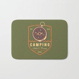 Compass Camping Bath Mat