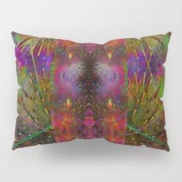 Pyrotechnic Pattern Pillow Sham