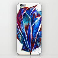 seashell iPhone & iPod Skins featuring Seashell by Lachlan Willis
