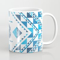diver Mugs featuring Diver by parallelish