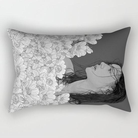 The Day After Rectangular Pillow