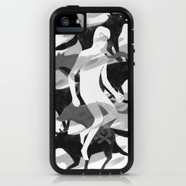 Wolves 02 iPhone Case