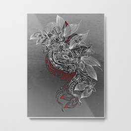 Earth Dance Metal Print