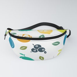 Fruits pattern Fanny Pack