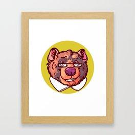 Nerd, Nerd, Nerd Framed Art Print