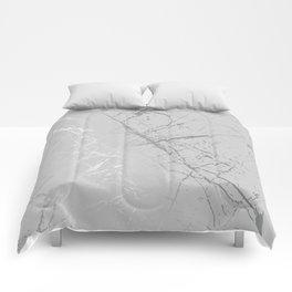 Silver Splatter 089 Comforters