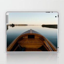 Summer Mornings On The Lake Laptop & iPad Skin