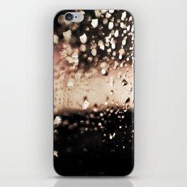 Red Rain iPhone Skin