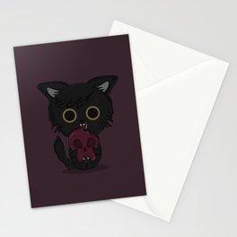 Kuro Neko Stationery Cards