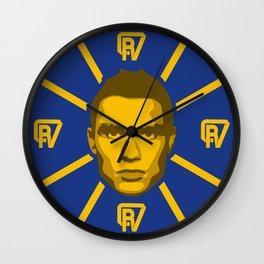 Christiano Ronaldo - The Sultan of the Stepover Wall Clock
